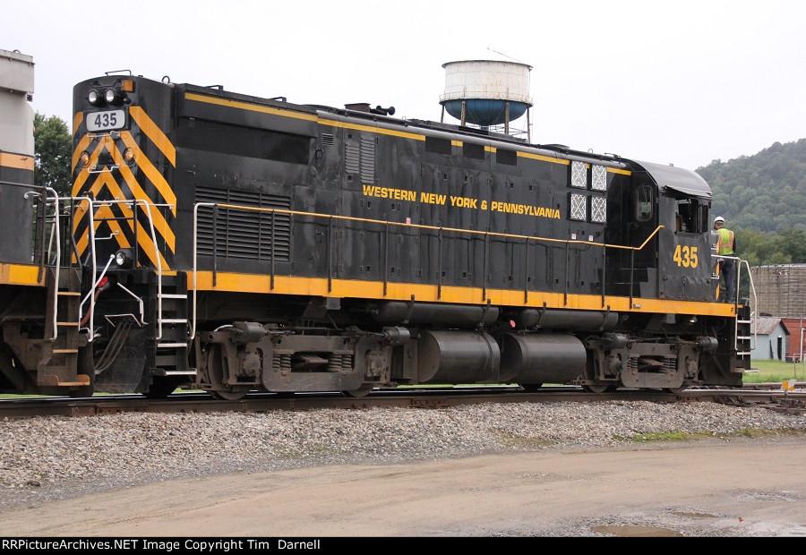 WNYP 435